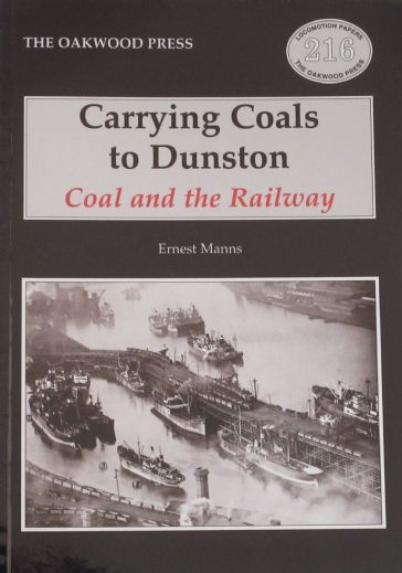 Carrying Coal to Dunston - Coal and the Railway, by Ernest Manns